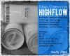 PFI HF6 High Flow Filter Cartridge Indonesia  medium