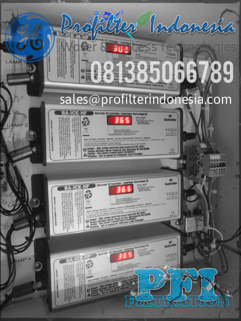 Viqua Ba Ice Hf Uv Ballast Controller Pt Profilter Indonesia