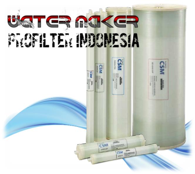 Csm Re4040 Be Ro Membrane Pt Profilter Indonesia