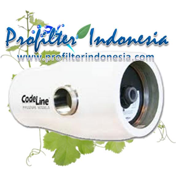 Codeline Fiberglass Ro Membrane Housings Pt Profilter