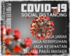 Covid 19 Social Distancing Indonesia  medium