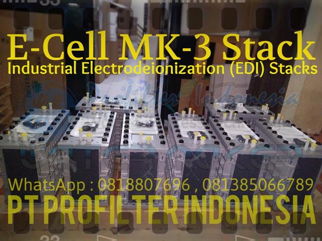 Ge E Cell Mk 3 Stack Electrodeionization Pt Profilter