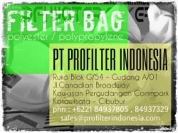 Filter Bag PP PE Profilter Indonesia  large