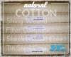Natural Cotton String Wound PFI Filter Cartridge Indonesia  medium