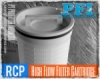 PFI RCP Pleated High Flow Cartridge Filter Indonesia  medium
