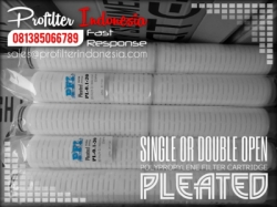 Pleated Cartridge Filter Indonesia  large