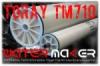 Toray TM710 RO Membrane PT PROFILTER INDONESIA  medium