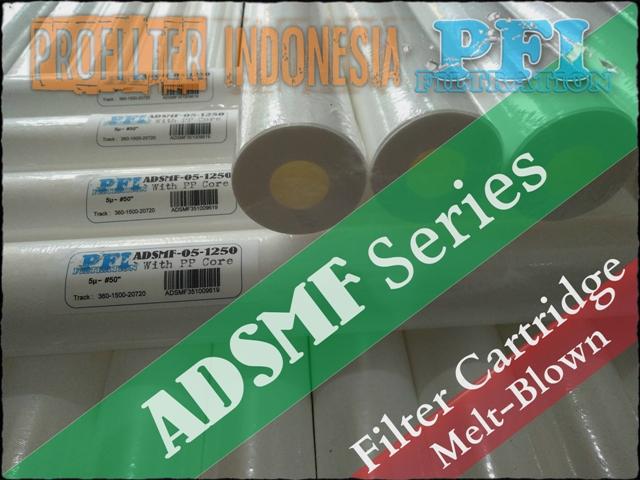 Pfi Adsmf 05 1250 Cartridge Filter Pt Profilter Indonesia