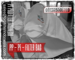 d PP PE Filter Bag Indonesia  large
