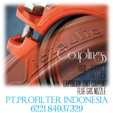 Victaulic Coupling Style 75 Pt Profilter Indonesia