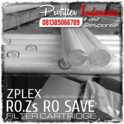 d ZPlex RO Save Cartridge Filter Indonesia  large