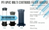 d d d UPVC Housing Multi Cartridge Filter Indonesia  medium